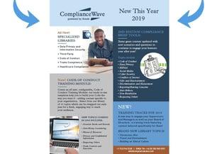 Compliance Wave 2019 Roadmap