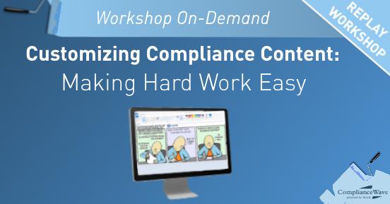Compliance Webinars