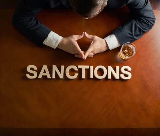 Reviewing Sanctions and Compliance