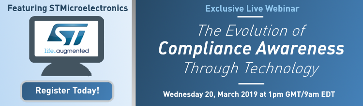 Webinar Invitation: The Evolution of Compliance Awareness Through Technology