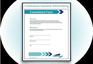 Commitment Statements