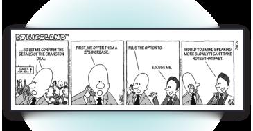 Ethicsland™ Cartoons