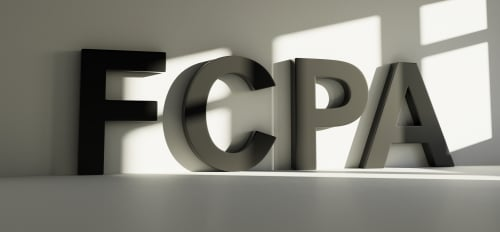 Remember the FCPA?