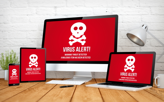 Drowning in COVID-19-Related Malware and Phishing Scams