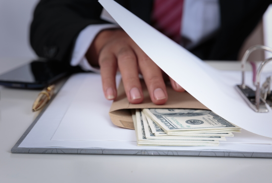 Bribery and Corruption Risk Doesn't Stop